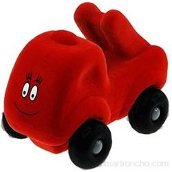 Barbapapa - Camión de bomberos pequeño color rojo (Barbo Toys 2949) (BASE TOYS)