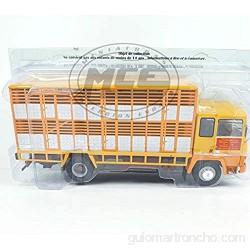 Desconocido 1/43 CAMIÓN Truck BERLIET GR 320 Transporte Ganado HACHETTE