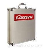 Carrera - Evolution: maletín para Coches Color Aluminio (20070460)