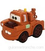 Fisher-Price - Coche Shake & Go diseño Cars 2 Mate (Mattel BLM71)