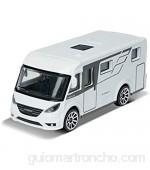 Majorette Explorer Hymer Mobil Exsis-i 212057601Q02 - Coche de Juguete para niños a Partir de 3 años