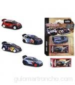 Majorette WRC 212084012 - teledirigidos coche 1 unidad modelos surtidos