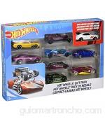 Mattel Hot Wheels X6999 vehículo de juguete - Vehículos de juguete (Multicolor Vehicle set 3 año(s) 1:64 China CE WEEE)  color/modelo surtido
