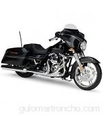Auto Modelo 1:12 Glide Special Die Cast Vehículos Coleccionables Pasatiempos Motocicleta Modelo Juguetes Regalos