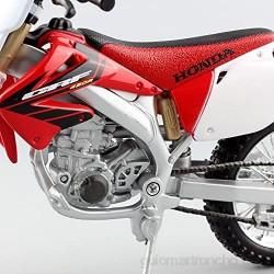 Auto Modelo 1:12 Modelo De Bicicleta Dirt Diecast Vehículos De Carreras De Motos DIY Kit De Juguetes para Niños