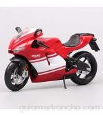 Auto Modelo 1:12 RR Moto 2009 Racr Bike GP Mini Modelo De Motocicleta Réplica A Escala Diecast Y Vehículos De Juguete Hobby En Miniatura