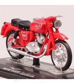 Auto Modelo 1/24 Escalas Mini Vintage 175 Moto Deportiva Diecast Y Vehículos De Juguete Modelo Motocicleta 1958 Regalo para Adultos