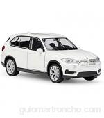 Auto Modelo 1:36 High X5 SUV Pull Back Alloy Car Model Vehículo De Juguete De Metal para Colección De Regalos para Niños