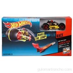 Hot Wheels - Pista Lanzador y Moto (BGX57)