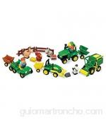 John Deere Preschool 34984–Diversión en la Granja Juego Set