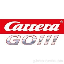 Carrera - Curva 1/90° 2 piezas escala 1:43 color Negro (20061603)