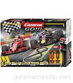 Carrera- Race to Win Circuito Completo de Coches Multicolor Talla Única (Stadlbauer 20062483)
