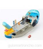 Cars Pista de coches miniracers circuito supervelocidad (Mattel FPR05)