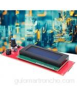 Controlador LCD Inteligente Panel de Control LCD Duradero Resistente a la corrosión para Controles eléctricos maquinaria iluminación electrodomésticos