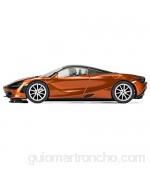 Scalextric C3895 Mclaren 720S - Azores naranja  color/modelo surtido