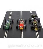 Scalextric C4184A The Genius of Colin Chapman Lotus F1 Triple Pack Cars - Racer de una Sola Plaza