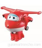 Super Wings Tramsform YW710010 Mini Transform a Bots Jett Plane color rojo (AuldeyToys  color/modelo surtido