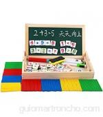Lamdoo Juguetes creativos de educación temprana para niños multifuncionales
