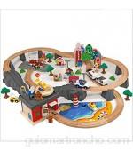 Juguete Interactivo Traje pequeños Juguetes del Tren de los niños de los niños for Mayores de 3 años Juguetes educativos Traje Estudiantes Actividad Cubo Regalos para niños