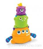Fisher-Price - Monstruitos encajables Juguete bebé (Mattel FNV36)