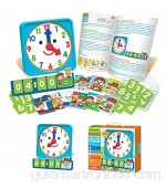 4M- Tell Time Learning Clock Ciencia (00-04689)