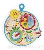 Janod- Calendarios de adviento Multicolor (Juratoys J09617)