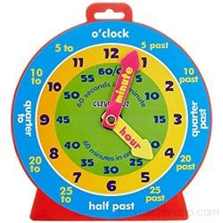 Premier Stationery 54992 Clever - Reloj magnético para niños