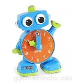 Resources-LER2385 Reloj didáctico Tock The Clock de Learning Resources Color (LER2385) color/modelo surtido