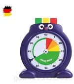 Timecoach el reloj inteligente para niños padres maestros y escuela reloj de aprendizaje cronómetro temporizador para el aprendizaje y la promoción