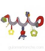 Newin Star Espiral actividades juguetes del cochecito y cama Colgando Cuna Sonajero bebé Cuna de juguete
