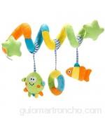 Yeahibaby Recién nacido Baby Crib Toy Wrap Around Crib Rail Toy Cochecito de juguete Juguetes educativos para niños (Sea Star)