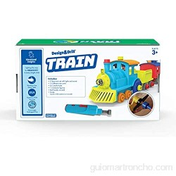 Learning Resources- Tren de Design and Drill Color (EI-4175)