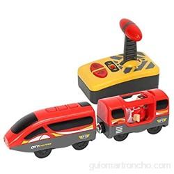 Modelo Eléctrico/Radio Control Juguete De Tren - Para Niños Niños Pequeños Regalo De Cumpleaños De Navidad