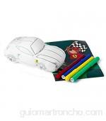 Sportbar 21317 Ferrari Juego de Auto para Colorear Multicolor Talla única