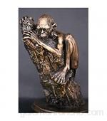VBCGGGG Coppery Style Gollum El Señor de los Anillos Modelo Popular Exclusivo PVC COLLICITUD DE ACCIÓN COLECTION -A