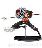 Banpresto - One Piece Estatua BWFC Charlotte Katakuri multicolor (Banpresto 85143)