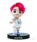 BTS mini figura de vinilo Jungkook miembro banda coreana (Mattel GKH75)
