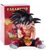 LWH-MOU Dragon Ball Z Kakarotto Son Goku Gokou PVC DBZ Figura de Acción de Colección Modelo de Juguete