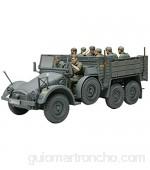 TAMIYA Krupp Protze 32534 - Maqueta de camión alemán (Escala 1:48)