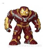 Funko- Avengers Figura Vinilo Infinity War-Hulkbuster 294 Pop Standard Color (889698268981)