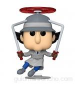 Funko- Pop Animation Inspector Gadget Flying Figura coleccionable Multicolor (49269)