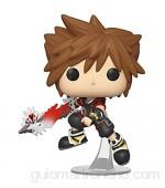 Funko - Pop! Disney: Kingdom Hearts 3 - Sora w/Shield Figura Coleccionable Multicolor (39939)