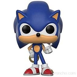 Funko Pop!- Sonic: Ring Figura de Vinilo (20146)