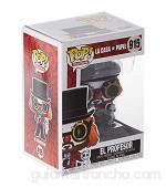 Funko - Pop! TV: La Casa de Papel - Professor O Clown Figura Coleccionable Multicolour (44196)