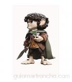 Weta Collectibles Señor de los Anillos bolsón Figura Mini Epics Frodo Multicolor única (Weta Workshop WETA865002521)