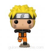 Funko - Pop! Animation: Naruto - Naruto Running Figura Coleccionable Multicolor (46626)