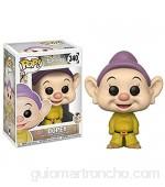 Funko Pop!- Disney: Snow White-Dopey Figura de Vinilo (21718) Modelos surtidos
