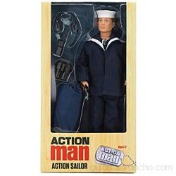 Action Man - DELUX ACTION SAILOR - Nueva figura de edición limitada con accesorios celebrando tres de las figuras más populares de todos los tiempos!!