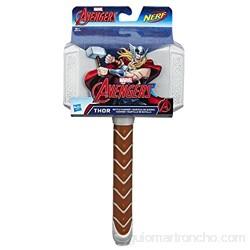 Avengers Marvel Thor Martillo de Combate (Hasbro B0445EU6)