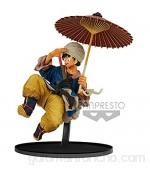 Banpresto - Figura de Acción Dragon Ball Z World Figure Colisseum Goku Sombrilla (Bandai 85146)